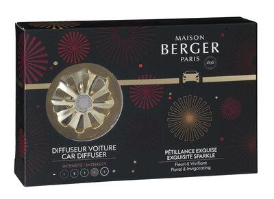 Coffret auto-diffuser + 1 recharge Cercle – Pétillance Exquise